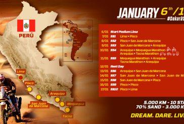 Rally Dakar: Ya se palpita la 41º edición