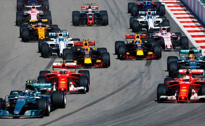 Fórmula 1: Lista de inscritos de la F1 de 2019, dorsales de los pilotos y nombres de los equipos