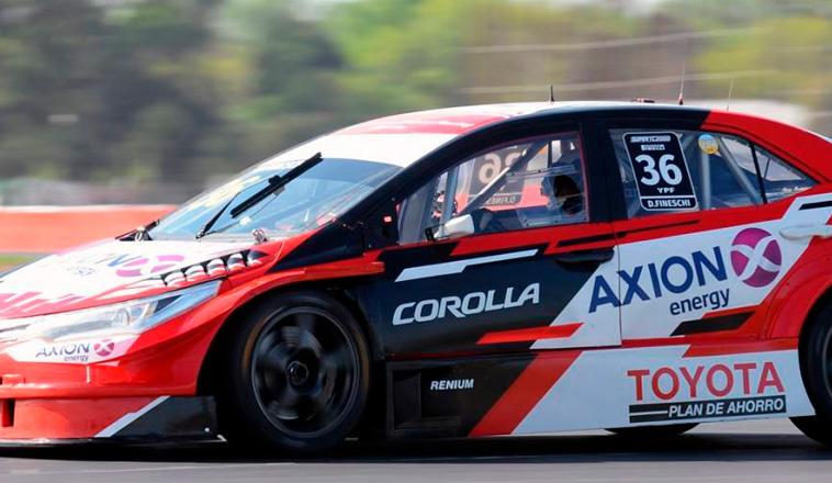 STC2000: Fineschi se despidió de Toyota