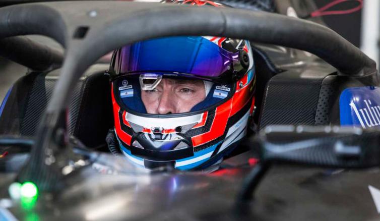 """Fórmula E: Abandono de """"Pechito"""" López"""