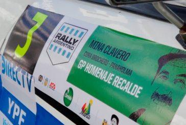 Rally Argentino: Padilla domina en Mina Clavero
