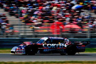 TC: Rossi arrancó al frente