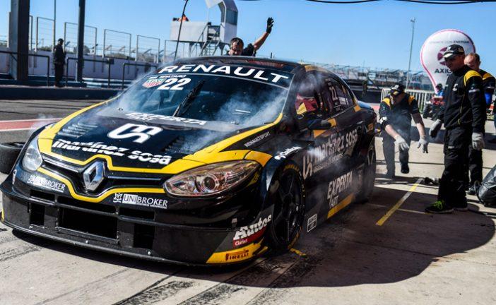 STC2000: Spataro no sigue en Renault