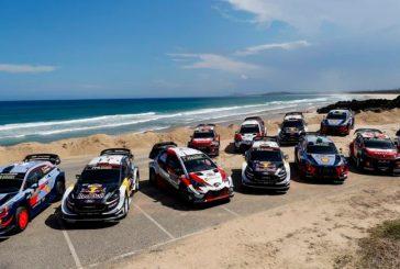 WRC: Ya están los equipos y pilotos para la temporada 2019