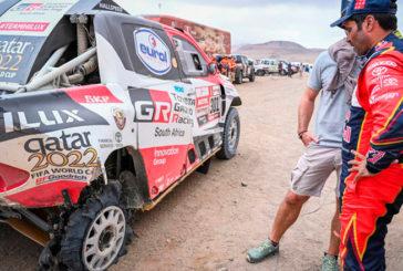 Rally Dakar: Día 7 / De Rooy y su camión no aflojan el rendimiento