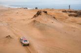 Rally Dakar: Día 8 / Al Attiyah acaricia la victoria final al acabar segundo tras Loeb