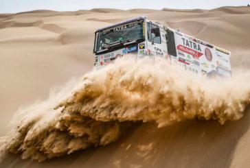 Rally Dakar: Etapa 3 / Inmejorable jornada para los argentinos en Cuatriciclos
