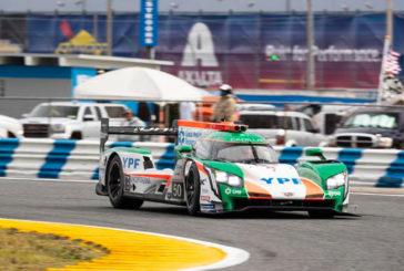 Canapino termina 30ª en la general y Alonso se lleva el triunfo