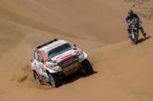 Rally Dakar: Día 5 / Otra etapa para Sébastien Loeb