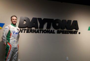 Canapino sigue de racha en el Daytona