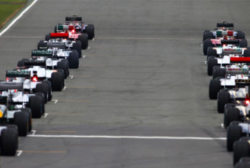 Fórmula 1: La FIA prueba cambios en la parilla