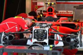 "Fórmula 1: Ferrari y McLaren pasan los ""crash test"""
