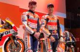 MotoGP: El equipo Repsol Honda viste de gala a su 'Dream Team'
