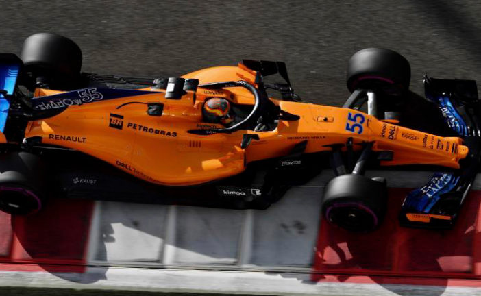 Fórmula 1: McLaren hizo rugir su motor 2019 por primera vez
