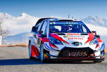 WRC: Meeke, el mejor del shakedown en Montecarlo
