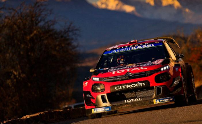 WRC: Ogier y Neuville por la batalla final