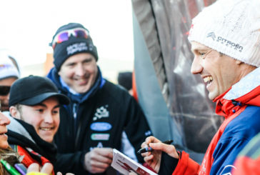 WRC: Ogier gana en Montecarlo
