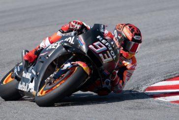 MotoGP: Márquez impone su ley en Sepang desde el primer día