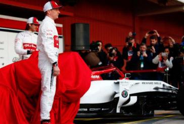 Fórmula 1: Alfa Romeo presentó el C38