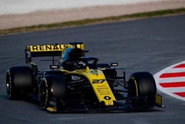 Fórmula 1: Hülkenberg deja a Renault en lo más alto