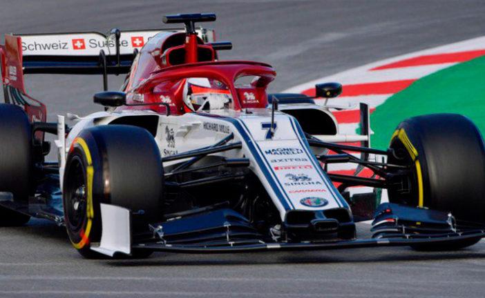 Fórmula 1: Raikkonen sorprende en el tercer día