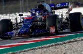 Fórmula 1: Toro Rosso lidera la cuarta mañana de test