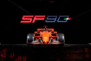 Fórmula 1: Ferrari muestra el SF72H, la esperanza de Maranello
