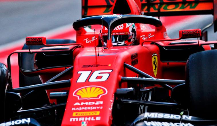 Fórmula 1: Imbatible… Ferrari, la referencia en la tarde española