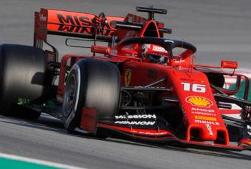 Fórmula 1: Leclerc lidera en ritmo, Mercedes en vueltas