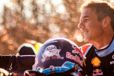 WRC: Accidente de Sébastien Loeb en los test del Rally de Suecia