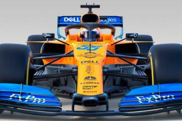 Fórmula 1: McLaren presenta el MCL34