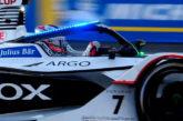 Fórmula E: Pechito clasificó 15°