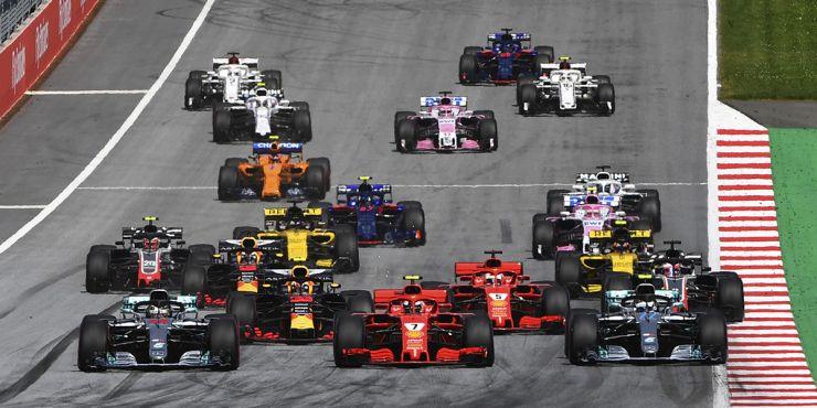 Fórmula 1: Estos son los cambios en la parrilla para 2019
