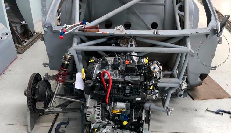 STC2000: El primer motor turbo de Súper TC2000 ya está en el país