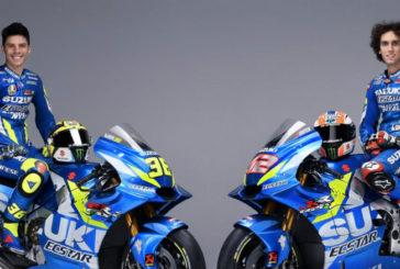 MotoGP: Rins y Mir presentan la GSX-RR 2019 de Suzuki