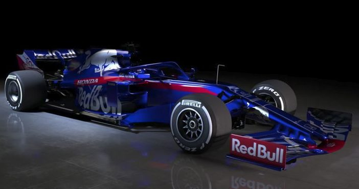 Fórmula 1: Toro Rosso muestra su STR14 – 2019