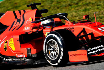Fórmula 1: Vettel marcó el ritmo en el primer día