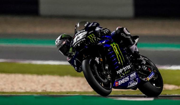 MotoGP: Viñales cierra el test con el mejor tiempo