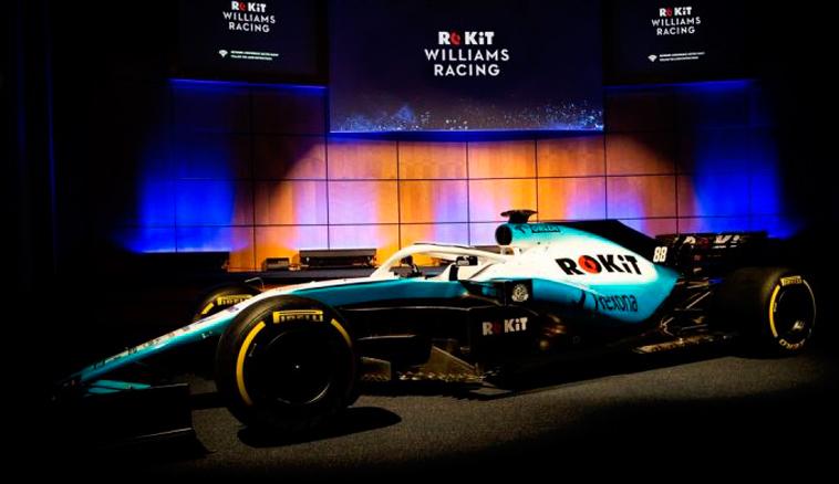 Fórmula 1: Salió a la luz el FW42 de Williams