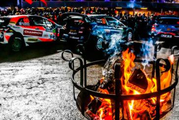 WRC: Neuville manda en Karlstad y es el primer líder en Suecia