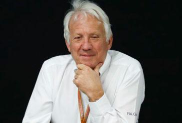 Fórmula 1: Falleció el máximo responsable de la F1…Charlie Whiting