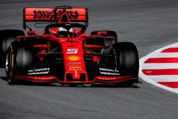 Fórmula 1: En el octavo día apareció Vettel