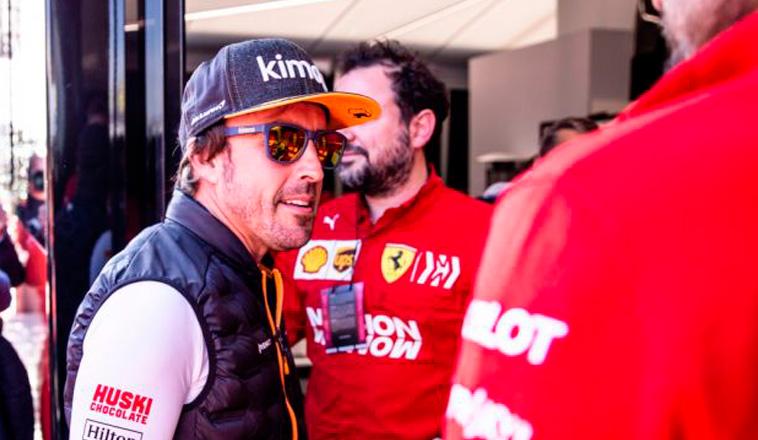 Fórmula 1: Alonso deja en claro que su regreso es posible