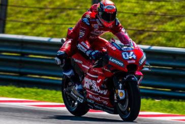 MotoGP: Dovizioso puede con Márquez y gana el GP de Qatar