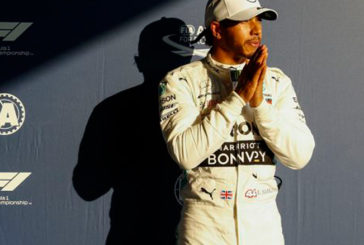 Fórmula 1: Deslumbrante pole de Hamilton