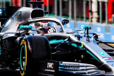 Fórmula 1: Mercedes y Hamilton golpean primero en Australia