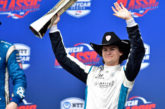 Indy Car: Colton Herta, el ganador más jóven