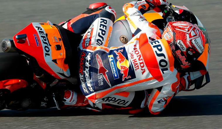 MotoGP: Marc Márquez empieza fuerte en Termas