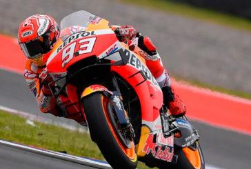 MotoGP: Soberbia victoria de Márquez