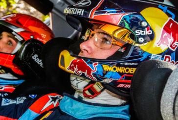 WRC: Neuville se lleva la victoria en Córcega